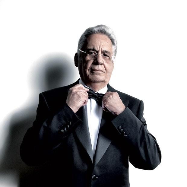 Fernando Henrique Cardoso, homenageado de 2012 (Foto: Jerome Sainte-Rose)