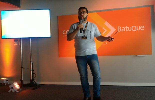Denis Leonardo, diretor de criação e planejamento da Batuque (Foto: Filipe Oliveira)