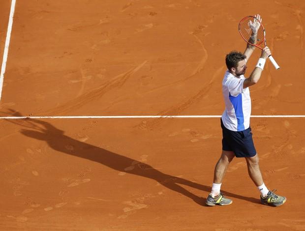 Wawrinka vence federer tenis monte carlo (Foto: AFP)