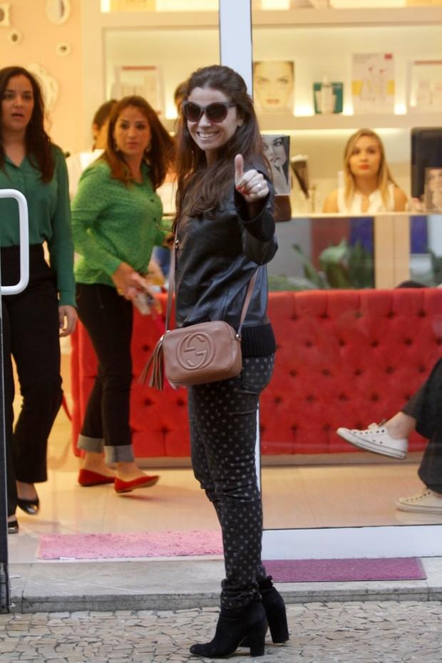 Giovanna Antonelli (Foto: Marcos Ferreira / Foto Rio News)