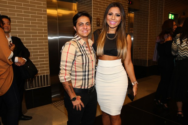 Thammy Miranda e Andressa Ferreira (Foto: Manuela Scarpa / Photo Rio News)