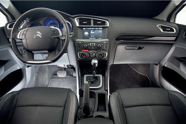 Citroën C4 Lounge (Foto: Fabio Aro/Autoesporte)