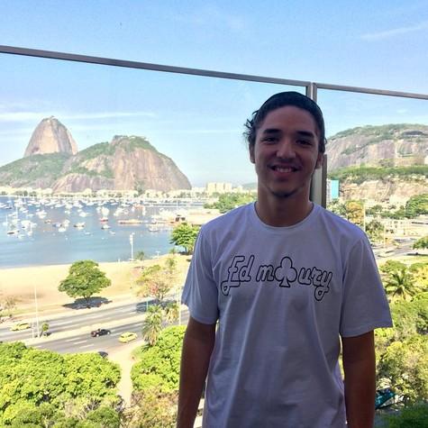 João Vitor Silva  (Foto: Reprodução )