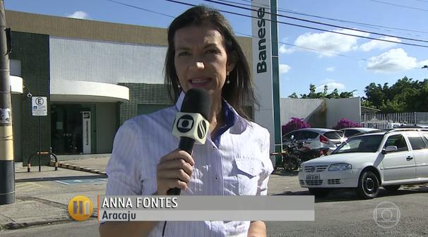 'Hora 1' fala sobre clonagens de cartões em Sergipe (Foto: Divulgação / TV Sergipe)