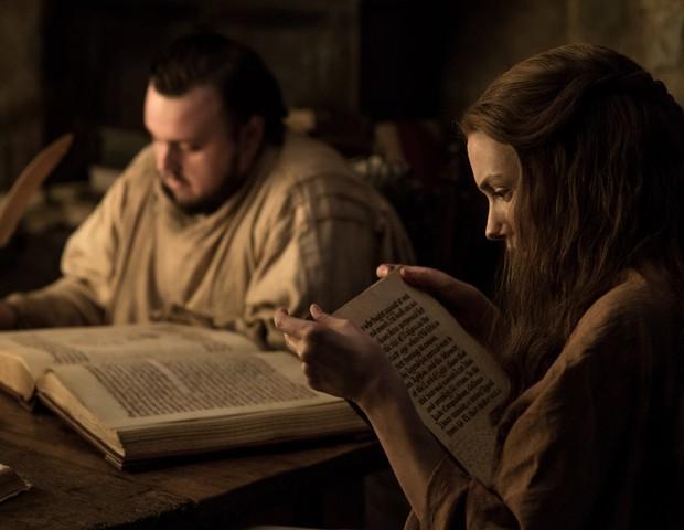 Cena de 'Game of Thrones' (Foto: reprodução )