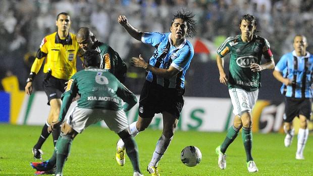 Palmeiras x Grêmio, Marcelo Moreno (Foto: Marcos Ribolli  / Globoesporte.com)