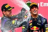Talentoso e de sorriso largo, Ricciardo ofusca Vettel e vira sensação na F-1