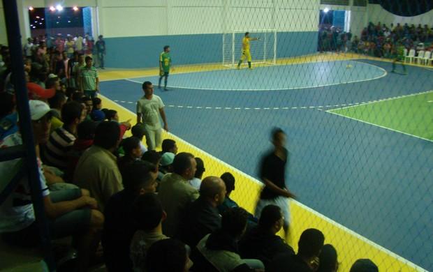 Copa TV Asa Branca  de Futsal (Foto: Vital Florêncio / GloboEsporte.com)
