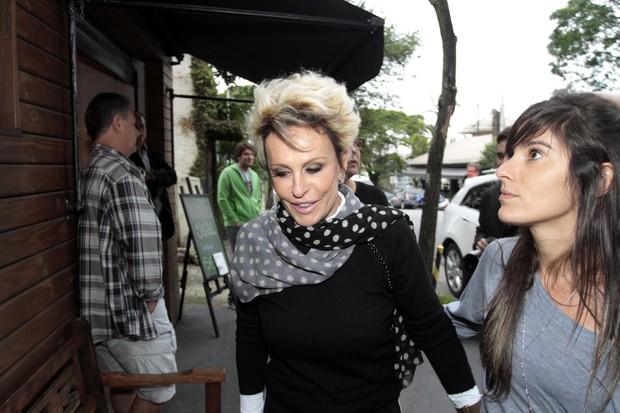 Ana Maria Braga (Foto: Paduardo / AgNews)
