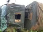 Sargento do Exército morre após acidente na BR-050 em Catalão, GO