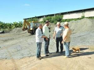 A princípio serão pavimentadas as micro bacias da região (Foto: Divulgação/Prefeitura de São Francisco de Itabapoana)