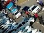 Taxistas protestam na Câmara, em Congonhas e no Tietê contra Uber