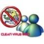 CleanVirus MSN