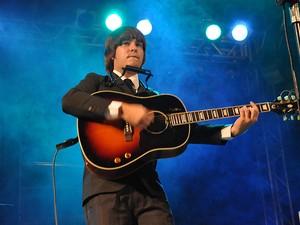 Thiago - John Lennon (Foto: Arquivo Pessoal)