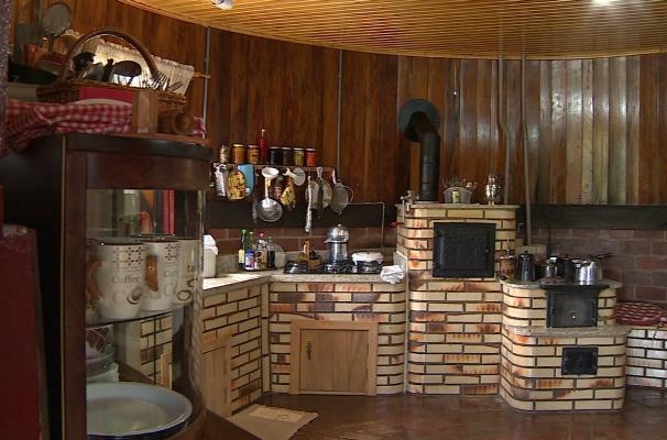 Teledomingo casa italiana (Foto: Reprodução/RBS TV)