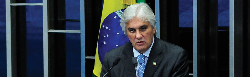 Topo - Delcídio do Amaral  (Foto: Divulgação)