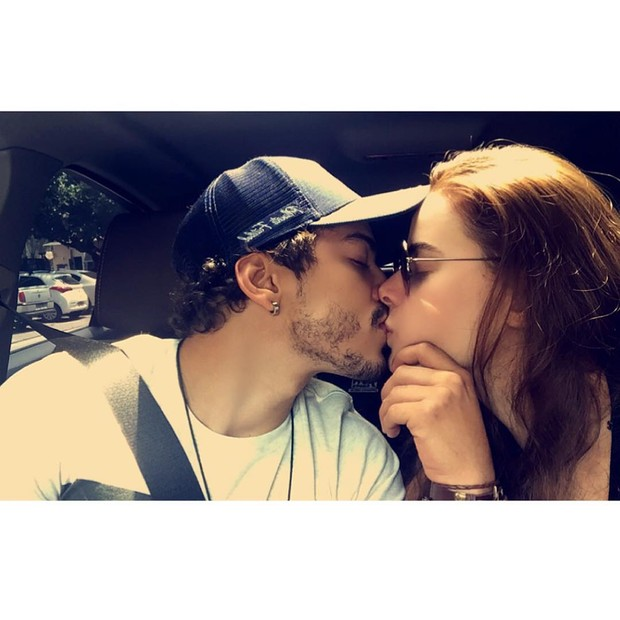 Rayanne Morais e Douglas Sampaio (Foto: Reprodução/Instagram)