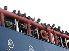 4,7 mil migrantes são resgatados perto de costa líbia, diz agência