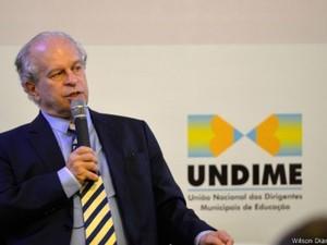 O ministro da Educação, Renato Janine Ribeiro (Foto: Wilson Dias/Agência Brasil)