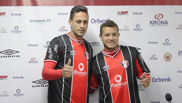 Eduardo Ramos Everton Joinville (Foto: José Carlos Fornér/JEC)
