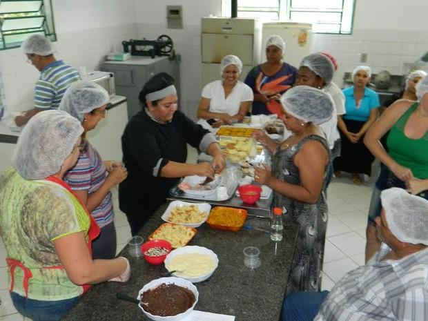 Cursos gratuitos em Viana (Foto: Divulgação/Prefeitura de Viana)