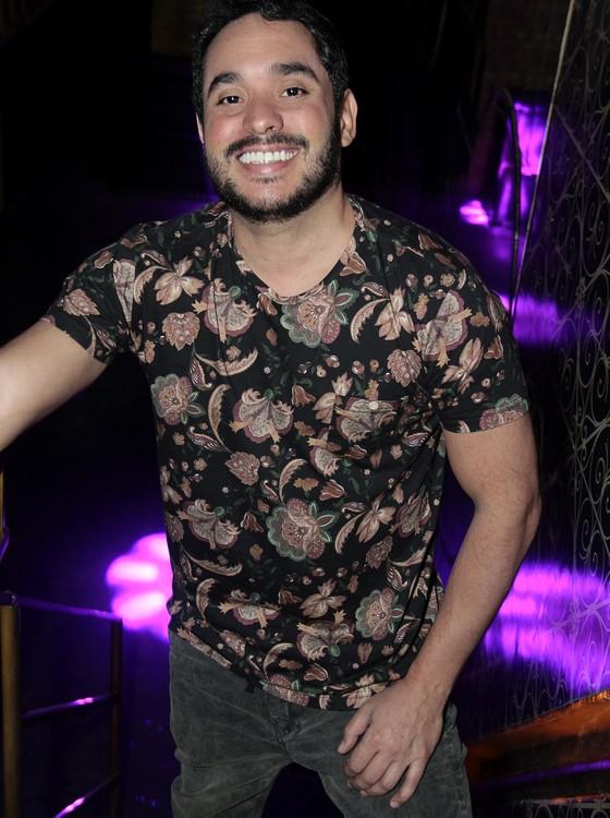 O produtor Marcio Lima é um dos nomes à frente do Kitschnet Club  (Foto: Divulgação)