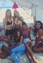 Lais Ribeiro e mais angels da Victoria's Secret esquentam Miami