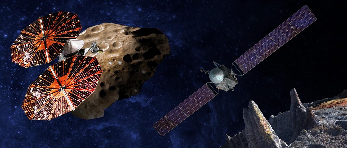 NASA选定Discovery 13和14号任务 - squirrel - 松鼠的空天随笔