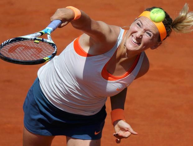 Tênis victoria azarenka roland garros (Foto: Agência Reuters)