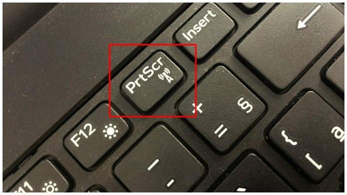 Aperta a tecla para tirar print no PC (Foto: Camila Peres/TechTudo)