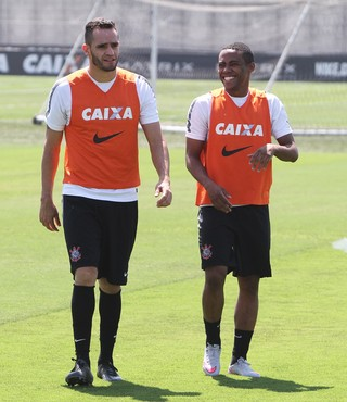 Renato Augusto Elias Corinthians (Foto: Ricardo Taves/Ag. Corinthians)