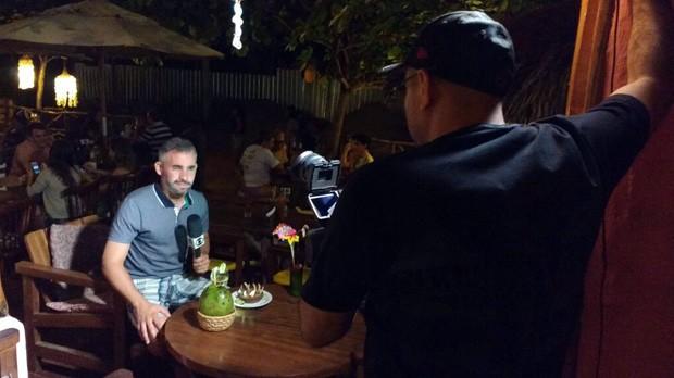 Município de Barra Grande conquista pelo requinte e rusticidade  (Foto: TV Clube)