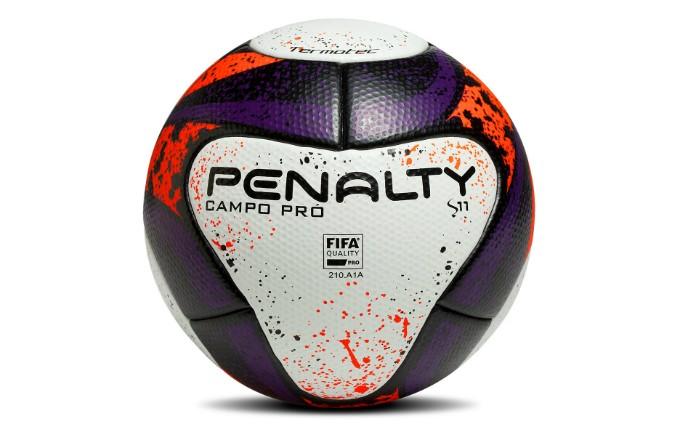 Bola Penalty S11 Campo Pró Campeonato Potiguar