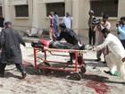Advogados no Paquistão entram em greve após atentado suicida