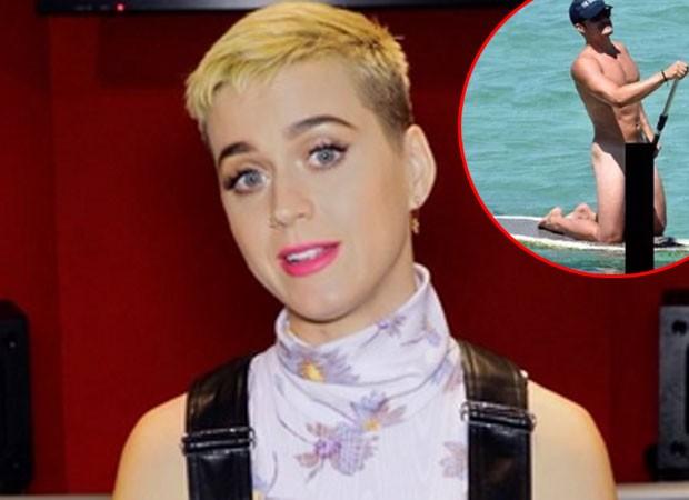 Katy Perry relembra momento desconfortável com ex Orlando Bloom (Foto: Reprodução )