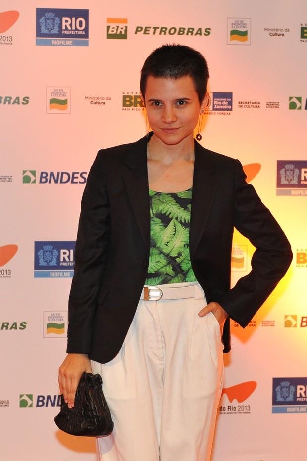 Bianca Comparato (Foto: Bia Alves / AgNews)