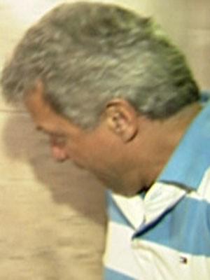 Ex-PM Cirineu (Foto: Reprodução/ TV Globo)