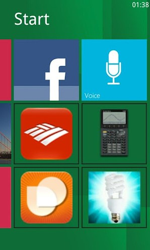 windows 8 for android