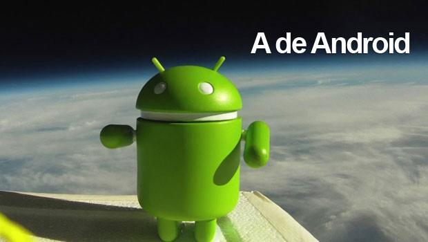 Cartela Android (Foto: Divulgação/Google)