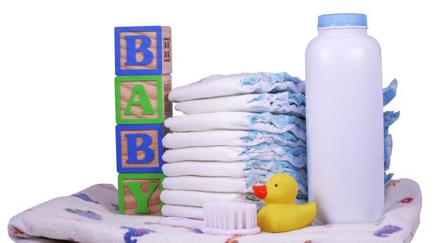 fraldas_produtos_de_higiene_bebes_criancas (Foto: Shutterstock)