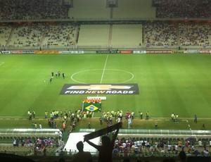 Castelão, Campeonato Cearense, Ceará, Fortaleza, final, decisão (Foto: João Marcelo Sena)