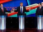 Debate reúne pré-candidatos republicanos à presidência dos EUA