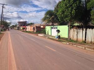 Cerca de 1800 famílias vivem no Ipê, Zona Norte de Macapá (Foto: John Pacheco/G1)