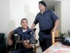 Policial militar faz sucesso como cantor sertanejo e tatuador no ES