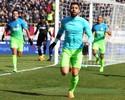 """Gabigol promete pagar jantar após gol: """"Que seja início de uma nova história"""""""
