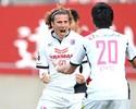 Cerezo supera Kashima em Ibaraki e encosta na liderança da J-League