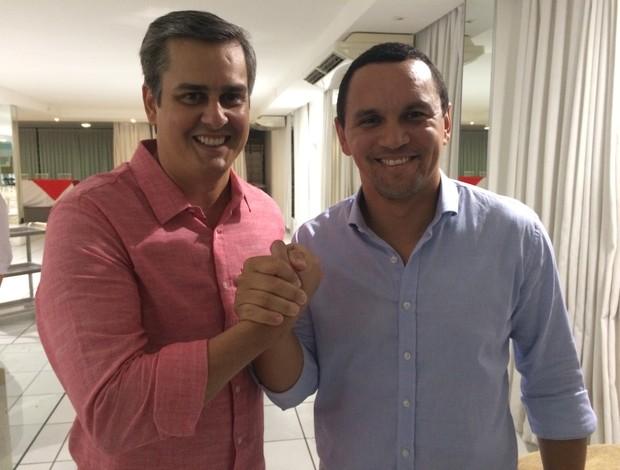 Beto Santos Iury Bagadão América-RN