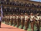 Rio recebe 300 novos guardas municipais para atuar na Olimpíada