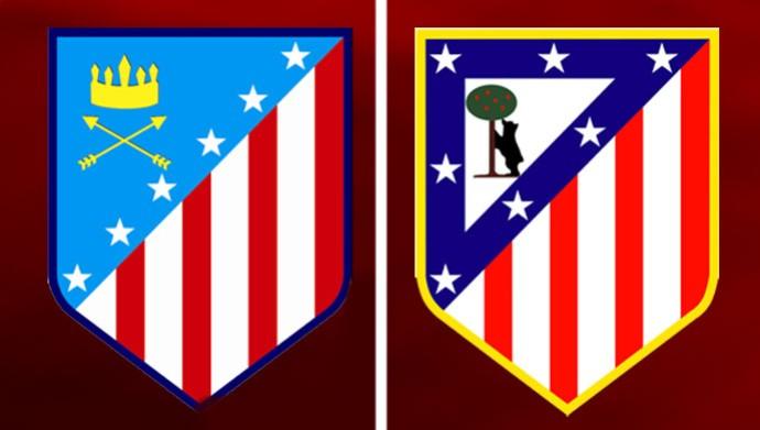 Montagem - São João da Barra x Atlético de Madri (Foto  Editoria de Arte 9c6164b66df94