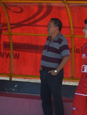 Ramon Barbosa diz que não haverá mais contratações (Foto: Thiago Barbosa)